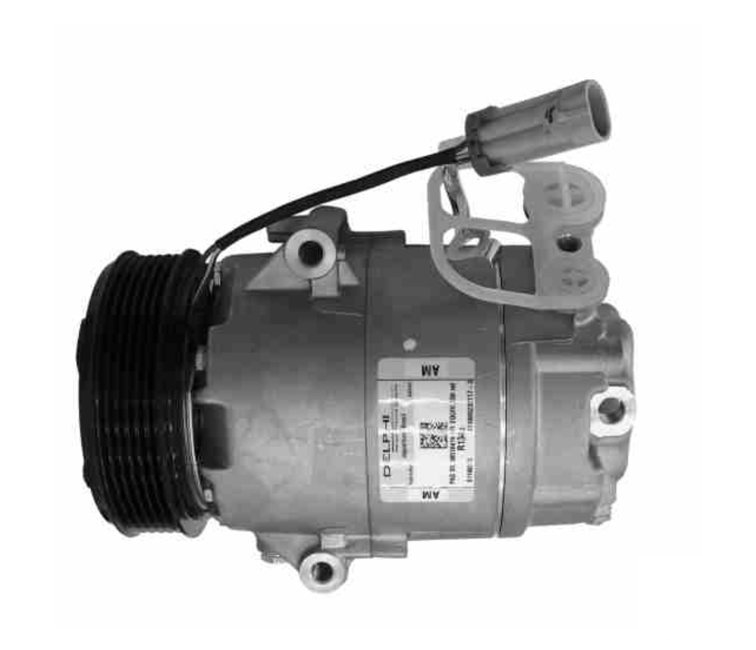 COMPRESSOR GM - CHEVROLET CELTA PRISMA 94702371